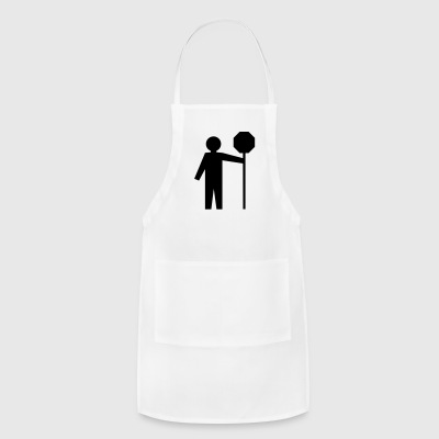 Traffic Controller Ahead - Adjustable Apron