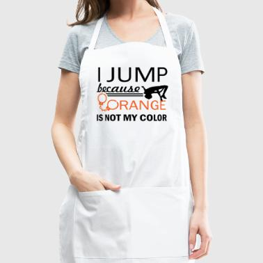 show jump design - Adjustable Apron