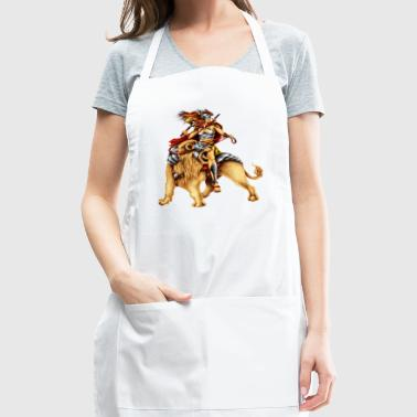 LION EQUESTRIAN - Adjustable Apron