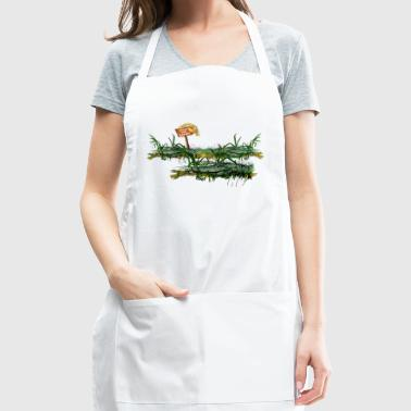 DRAIN THE SWAMP - Adjustable Apron