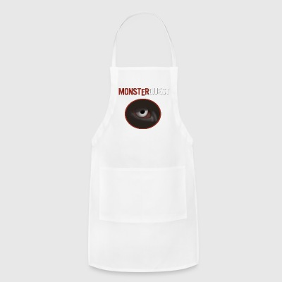 monster quest - Adjustable Apron