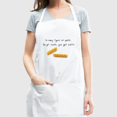 The Vamps, Pasta shirt - Adjustable Apron