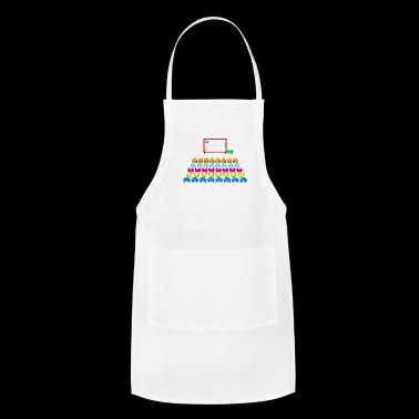 Illustration - Adjustable Apron