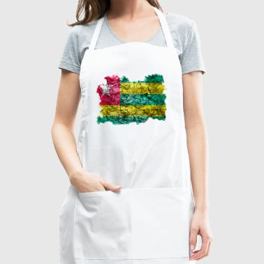 Togo Vintage Flag - Adjustable Apron