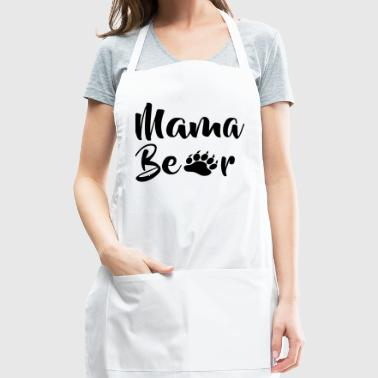 MAMA BEAR - Funny Mothers Day Gift - Adjustable Apron