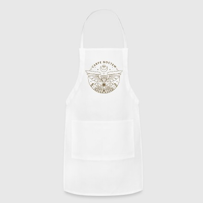 Carpe Noctem - Adjustable Apron