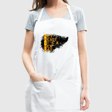 grind - Adjustable Apron