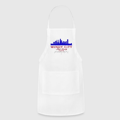 Windy City Street Society (Chi°TownCarClub) - Adjustable Apron