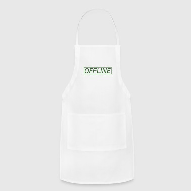 Offline Army - Adjustable Apron
