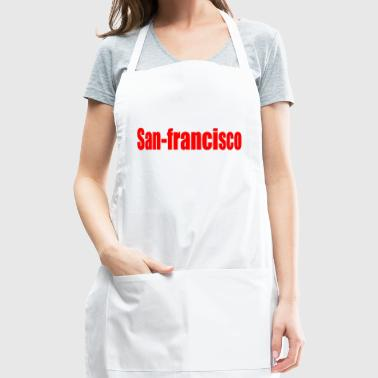 san fransisco - Adjustable Apron