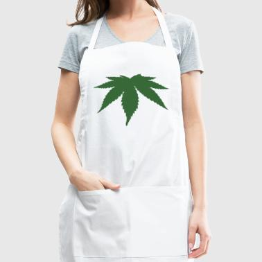 marijuana - Adjustable Apron