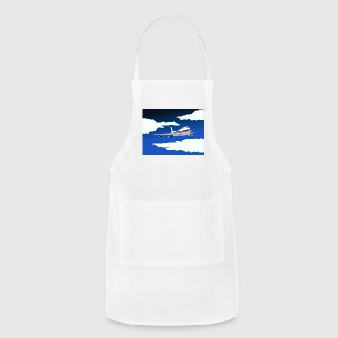airplane - Adjustable Apron
