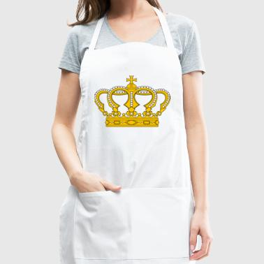 Luxury Crown - Adjustable Apron