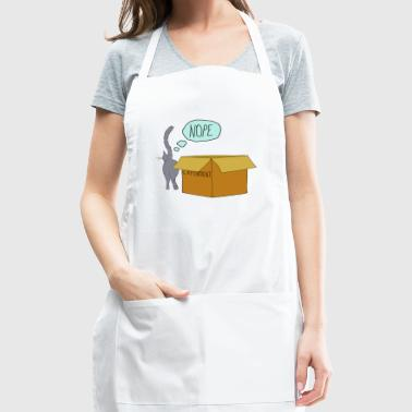 clever cat - Adjustable Apron