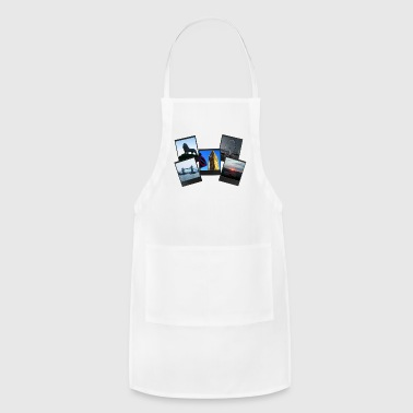 London shots - Adjustable Apron