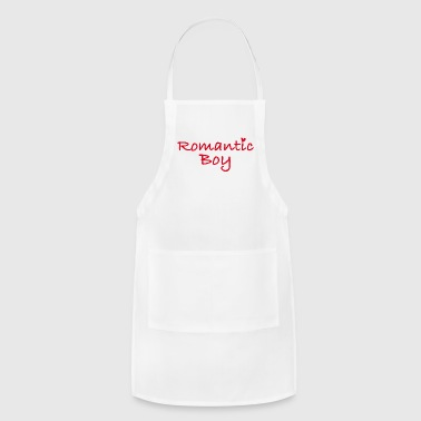 romantic boy - Adjustable Apron
