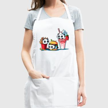 Combo Meal - Adjustable Apron