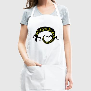 lizard - Adjustable Apron
