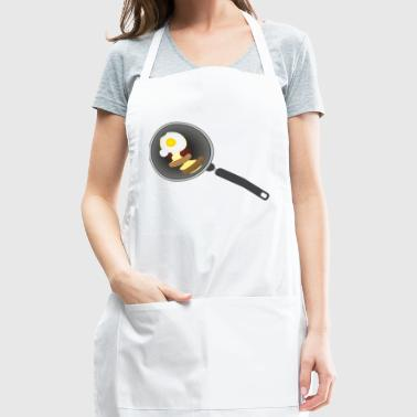 frying pan - Adjustable Apron