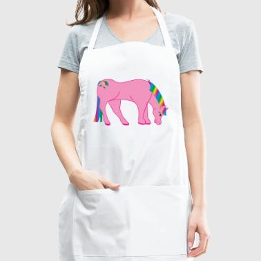 Rainbow Pony - Adjustable Apron