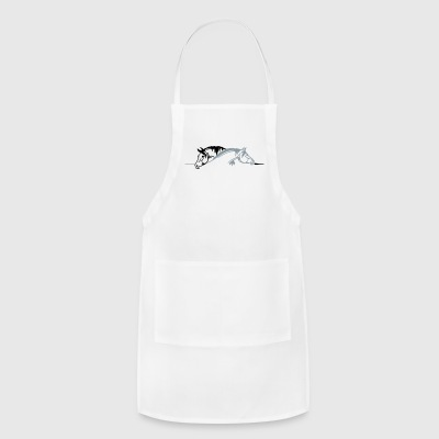 Two Horses - Adjustable Apron