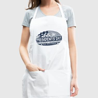 President's day 2018 volley ball tournament - Adjustable Apron