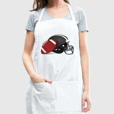 american football - Adjustable Apron