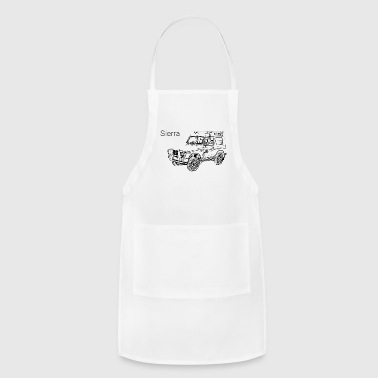 Sierra - Adjustable Apron
