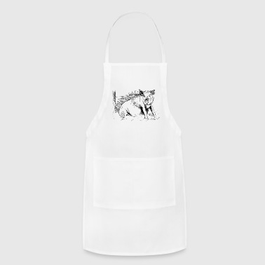 schwein pig pork hog swine ferkel sau eber - Adjustable Apron