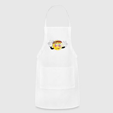 Peace Smiley - Adjustable Apron