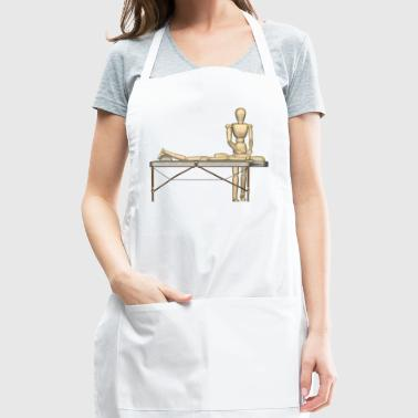 first aid massage erste hilfe therapy therapie6 - Adjustable Apron