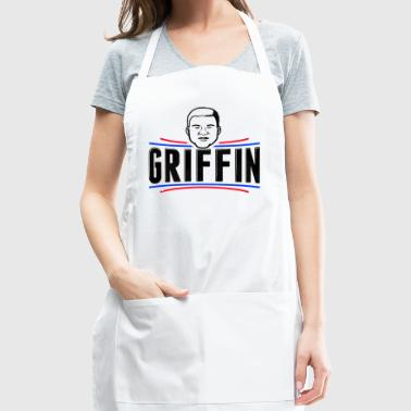 clippers meme - Adjustable Apron