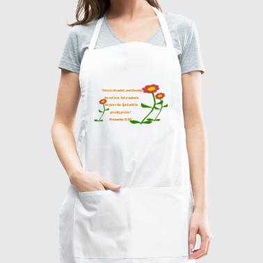 Proverbs 3:30 - Adjustable Apron