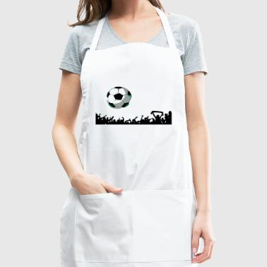 Footbal Fan - Adjustable Apron