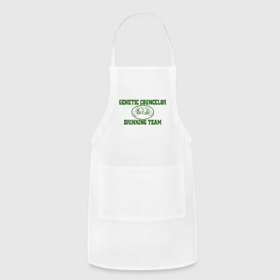 genetic counselor - Adjustable Apron