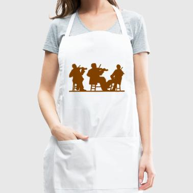 music concert - Adjustable Apron