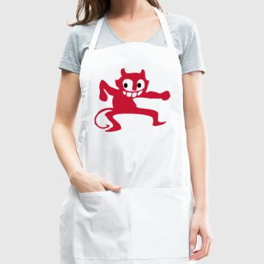 devil - Adjustable Apron