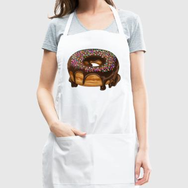 Donut with sprinkles - Adjustable Apron