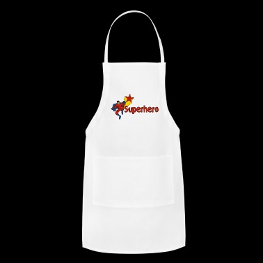 superhero - Adjustable Apron