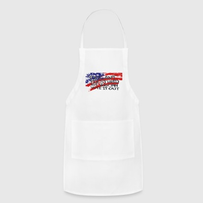 America You Can - Adjustable Apron