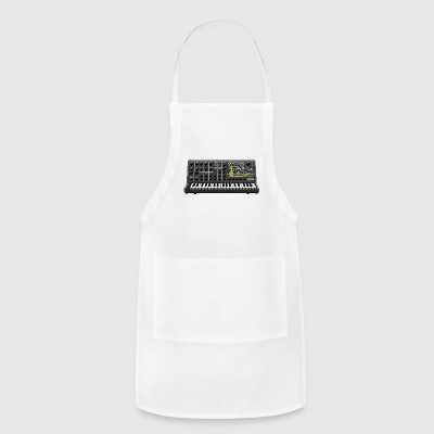 Ms. Twenty Pixel Synth #TTNM - Adjustable Apron