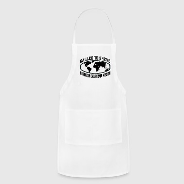 Northern California Mission - LDS Mission CTSW - Adjustable Apron