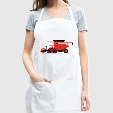 Free Combine - Adjustable Apron