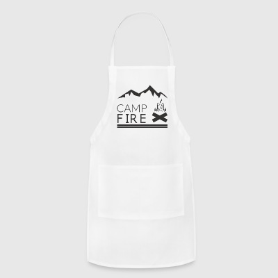 GIFT - CAMP FIRE 1 - Adjustable Apron