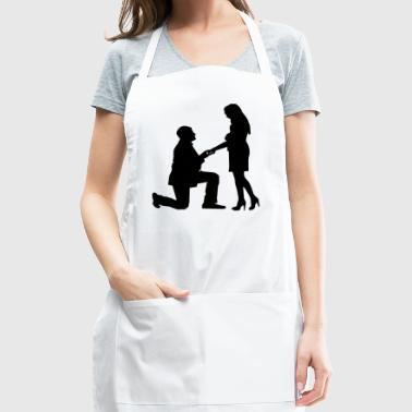 couple - Adjustable Apron