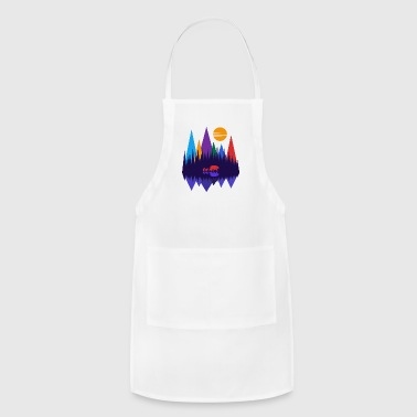 Bear and Cubs #4 - Adjustable Apron