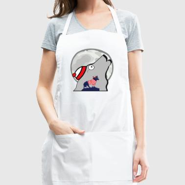Where Wolf - Adjustable Apron