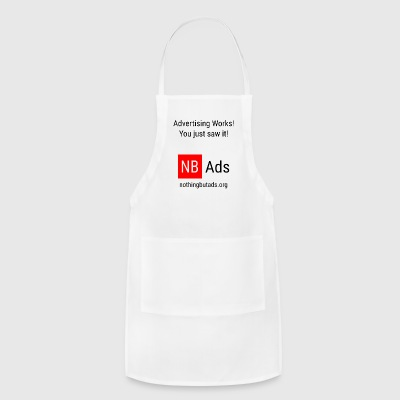 Advertising Works! - Adjustable Apron