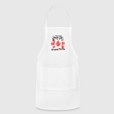URLAUB HOME ROOTS TRAVEL Kanada Canada Grand Forks - Adjustable Apron