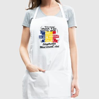 URLAUB Rumaenien ROOTS TRAVEL I M IN Romania Sighe - Adjustable Apron